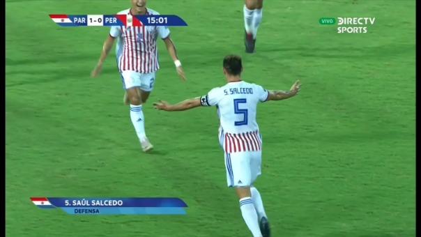 Así fueron los goles de Saúl Salcedo y Sergio Díaz.