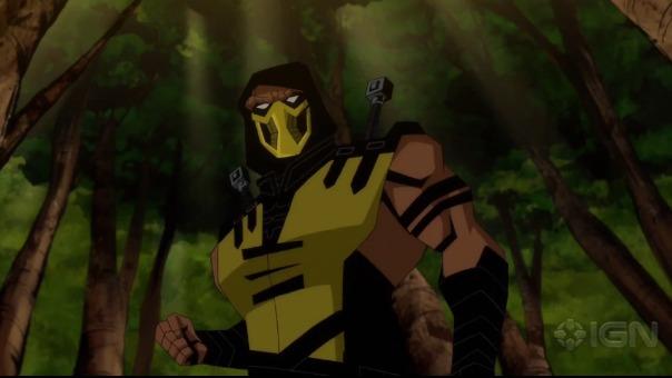 Tráiler de Mortal Kombat Legends: Scorpion's Revenge