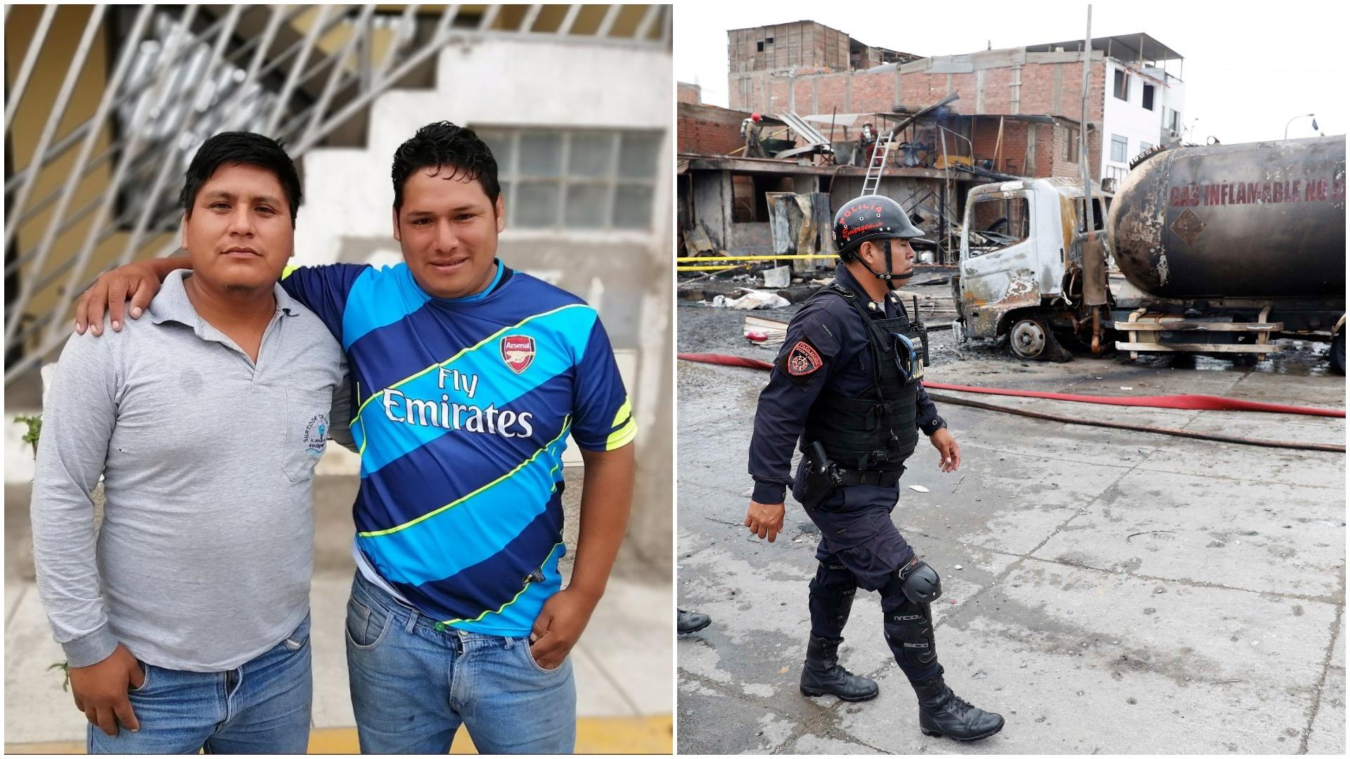 Tragedia en Villa El Salvador