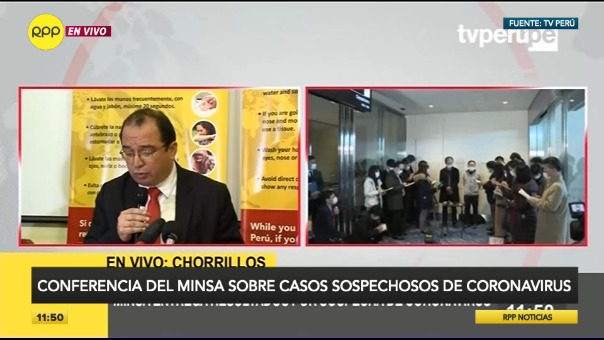 Coronavirus: Los cuatro casos sospechosos en Lima salieron negativos