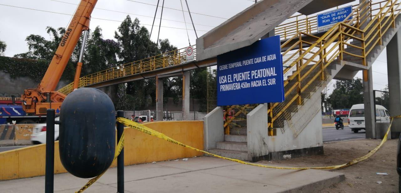 El accidente fue provocado por un camión de la empresa Mixercon, conducido por Christian Alvarado Gallegos.