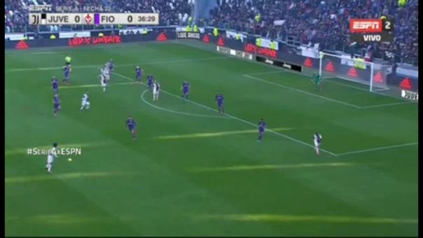 Cristiano Ronaldo anotó el 1-0.