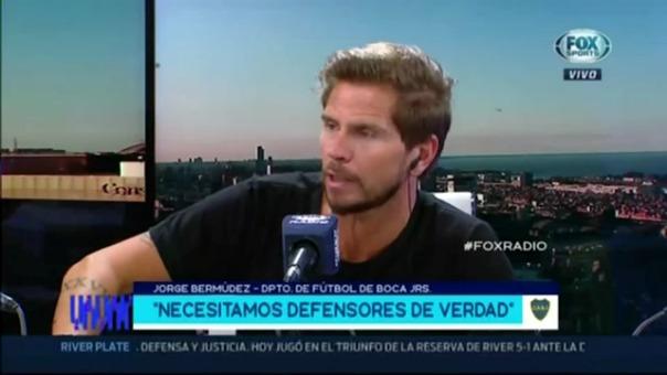 Pollo Vignolo sobre Carlos Zambrano.