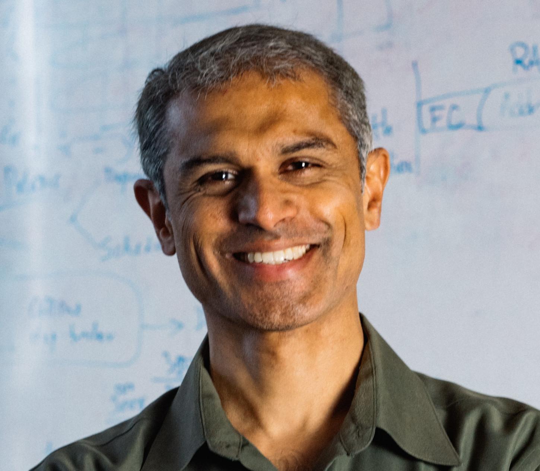 Hari Balakrishnan, profesor del MIT.