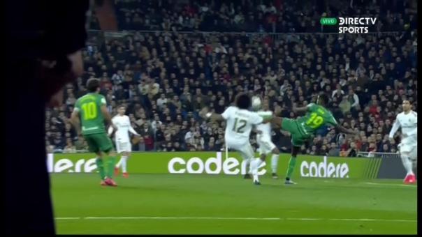 Alexander Isak marcó el segundo gol de Real Sociedad ante Real Madrid, en cuartos de final de Copa del Rey.