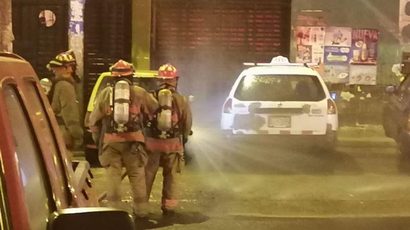 Los bomberos lograron controlar la emergencia.