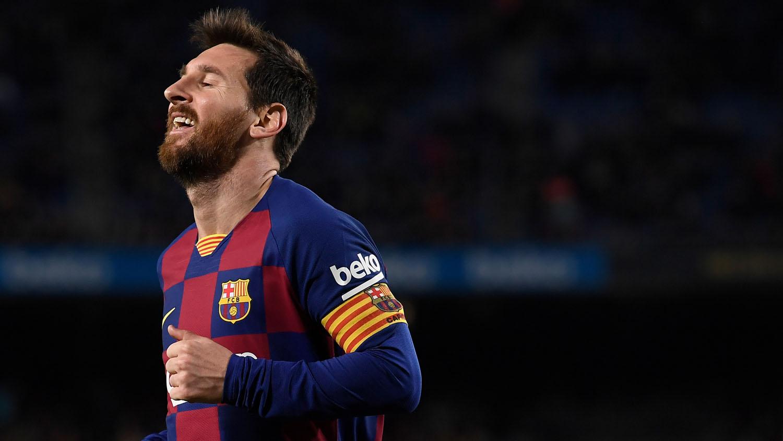 PRIMER LUGAR:Lionel Messi (Barcelona) con 8,3 millones de euros.
