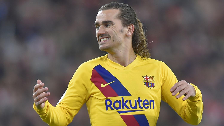 CUARTO LUGAR:Antoine Griezmann (Barcelona) con algo menos de 3 millones de euros.