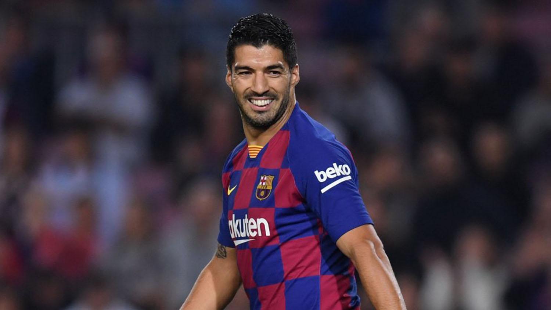 QUINTO LUGAR: Luis Suárez (Barcelona)con algo menos de 3 millones de euros al mes.