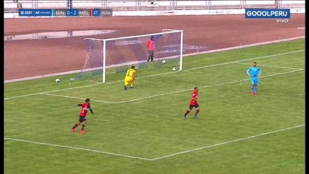 Así fue el gol de Othoniel Arce.