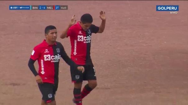 Así fue el gol de Irven Ávila.