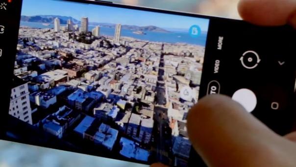 Las funciones del S20 explicadas por Jesús Veliz desde San Francisco.