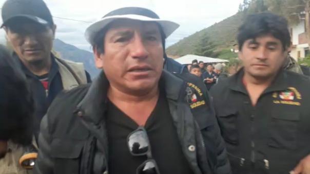 Freddy Palacios, padre del niño asesinado, pidió cadena perpetua para los responsables.