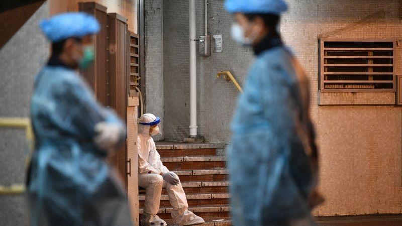 Solo el miércoles han muerto 254 personas víctimas del coronavirus.
