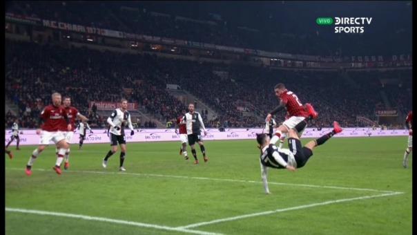 Cristiano Ronaldo y su gol de penal.