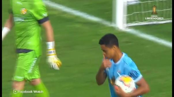 Sporting Cristal venció 2-1 a Barcelona SC, pero quedó eliminado de la Copa Libertadores