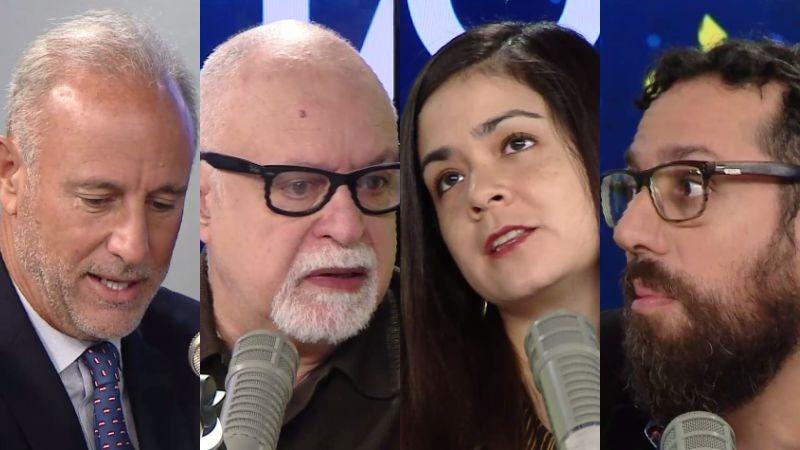 Cuatro analistas compartieron sus opiniones en Enfoque de los Sábados.