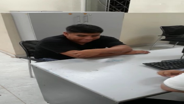 Elías Josué García Shapiama confesó haber cometido el delito.