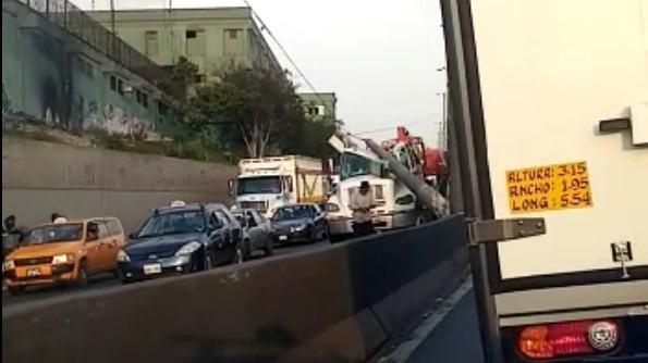 Usuarios del Rotafono de RPP reportaron el incidente.