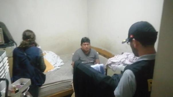Los detenidos serán trasladados a Lima en las próximas horas para continuar con las investigaciones.