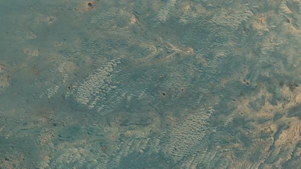 Toda la belleza del Meridiani Planum a todo color y en máxima resolución.