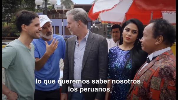 Netflix anuncia producciones peruanas