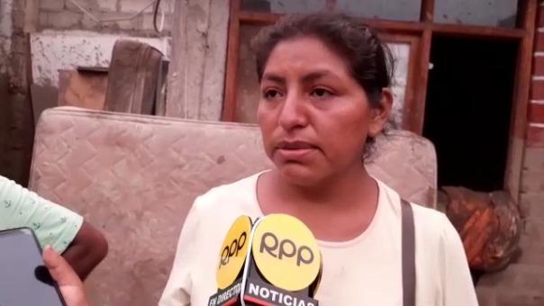 Testimonio de Mari Luz Arapa.