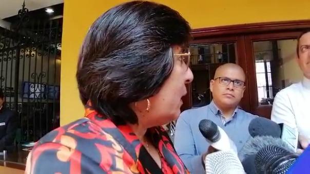 Marianella Ledesma asegura que las corridas de toros son