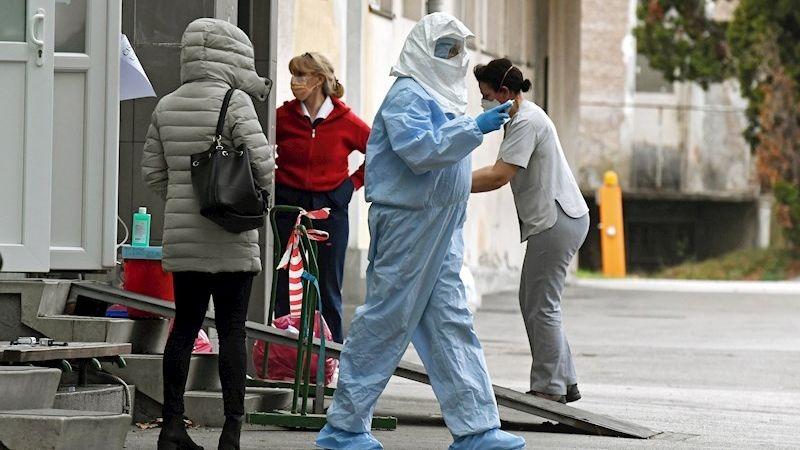 Lombardía es la región donde se registra mayor número de contagiados.