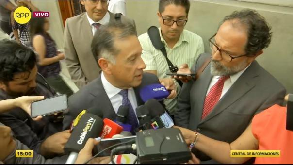 El empresario chileno ingresó al país el pasado domingo.