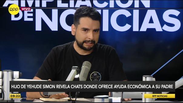 Entrevista a Yehude Simon Valcárcel.