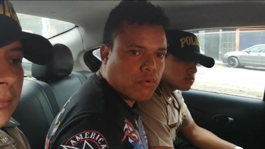 Jesús Vázques Gallegos fue detenido en el interior de su vivienda