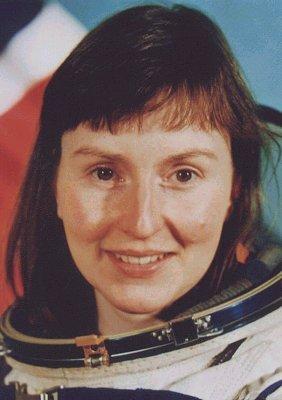 Helen Sharman viajó en 1991 a bordo de la nave espacial Soyuz TM-12.