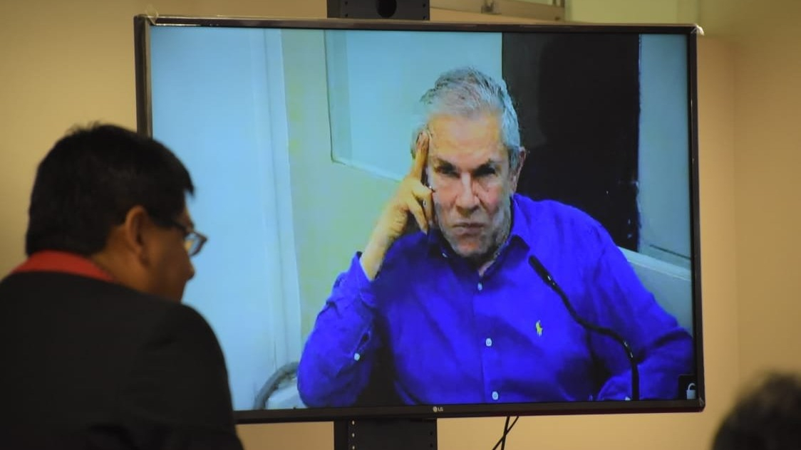 Luis Castañeda cumple una orden de prisión preventiva en su contra.