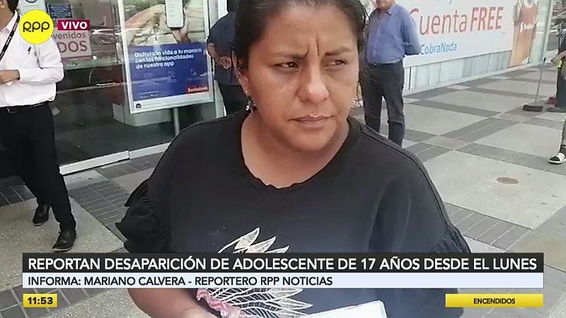 Los padres de la menor hicieron su denuncia a través del Rotafono.