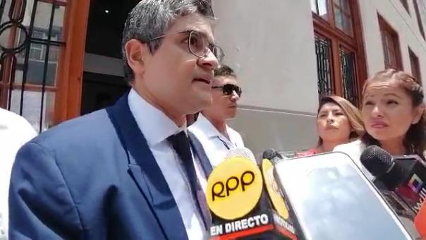Fiscal Pérez sustentó el pedido para ampliar la investigación del caso Interoceánica.