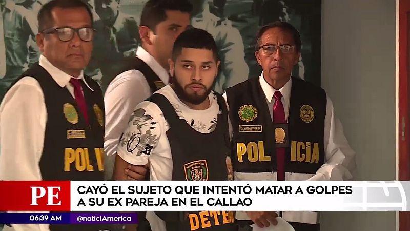 Richard Zúñiga Cerdeña golpeó y pateó a su expareja dejándola gravemente herida.