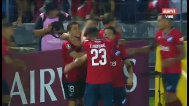Alianza Lima versus Nacional.