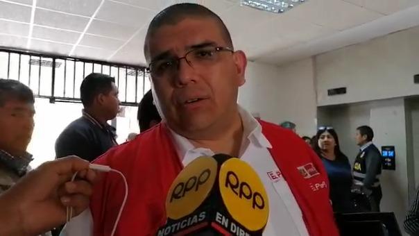 El ministro comprobó que los hospitales de la región Junín estén preparados para atender posibles casos de coronavirus.