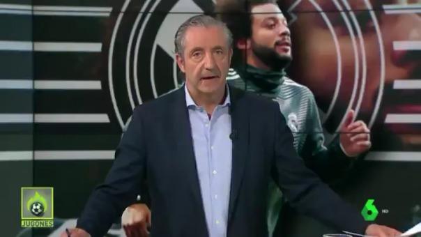 Así fue la llegada de Marcelo al Juzgado de Alcobendas.