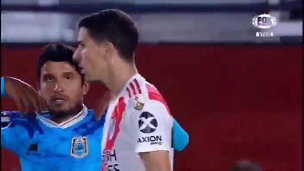 Binacional perdió 8-0 en su visita a River Plate por la Copa Libertadores