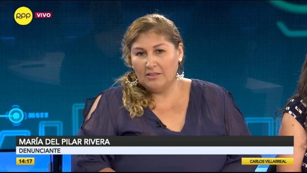 Periodista que denunció a Yonhy Lescano exige justicia.