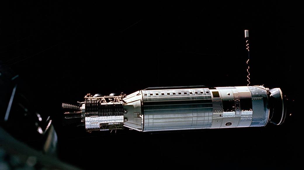 El video del momento histórico captado por la NASA.