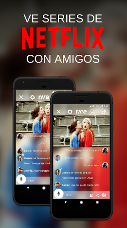 Apps para ver contenidos streaming a distancia con tus amigos, Cloud Pocket 365