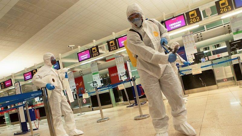 El Ministerio de Sanidad reveló las cifras actualizadas de víctimas del nuevo coronavirus.