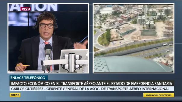 Asociación de Transporte Aéreo Internacional advierte riesgos.