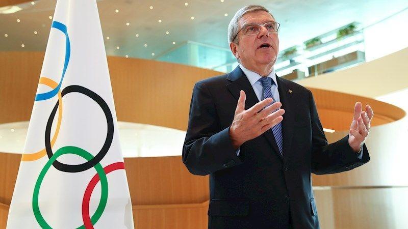 Thomas Bach indicó que las nuevas fechas de los Juegos se decidirán