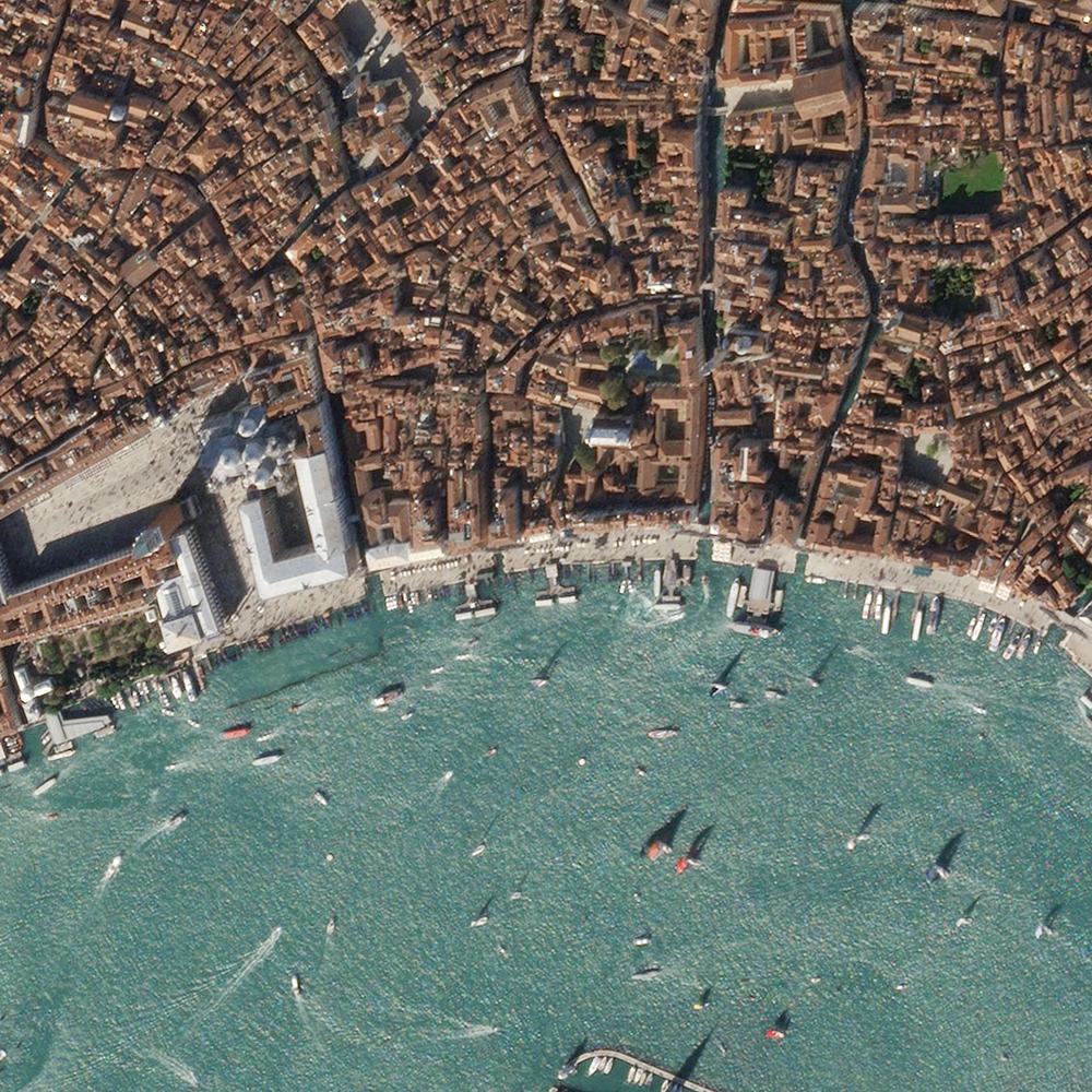 20 de octubre de 2019. Venecia (Italia) es un destino turístico por excelencia y no faltan visitantes.