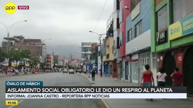 "Senamhi resaltó que Lima Metropolitana ""continúa con buena calidad del aire""."