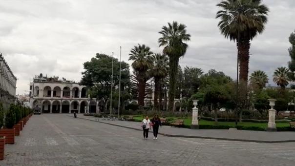 Coronavirus| Arequipa redujo la contaminación ambiental en 60% por ...